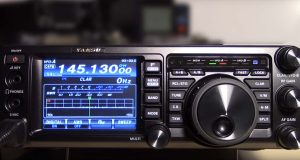 Yaesu FT-991A All-Band Ham Radio