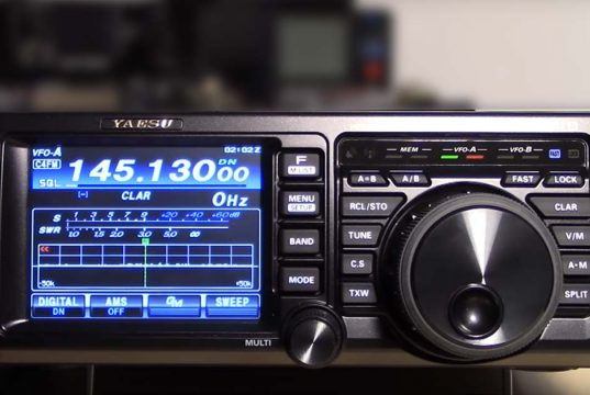 Yaesu FT-991A All-Band Ham Radio