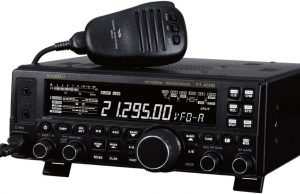 Yaesu Ft-450D Ham Radio Base Station