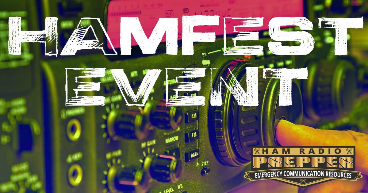 Ham Radio Hamfest Event
