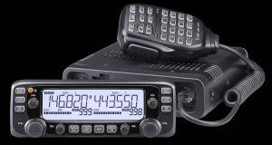 The ICOM-2730A Ham Radio