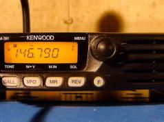 Kenwood TF-281 2 Meter Radio