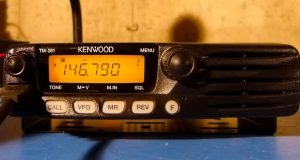 Kenwood TF-281 2 Meter Radio