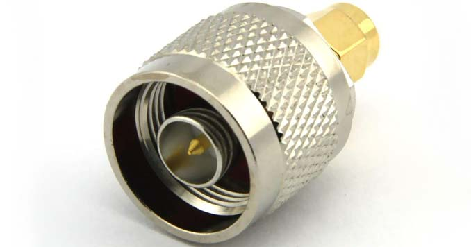 Type N Ham Radio Connector