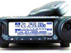 Yaesu FT-891 Ham Radio