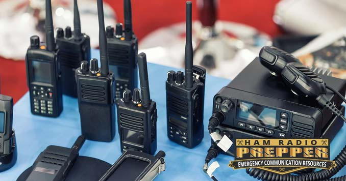 FRS, GMRS, MURS Radios